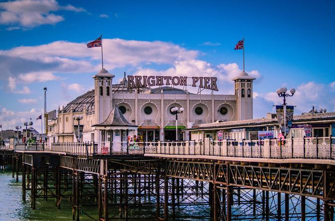 I Love Brighton: Day trip to Brighton Beach (Supervised Children's Tour)
