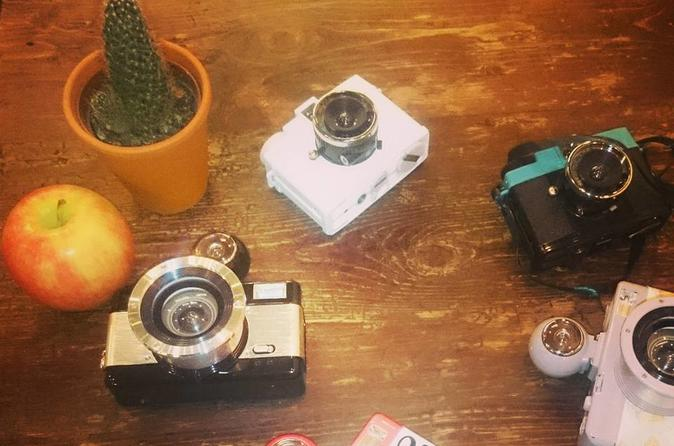 Lomography Workshop: Explore Camden Town with Fish eye Camera (Supervised children's tour)