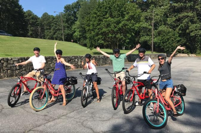 Stone Mountain Park Electric Bike Rentals