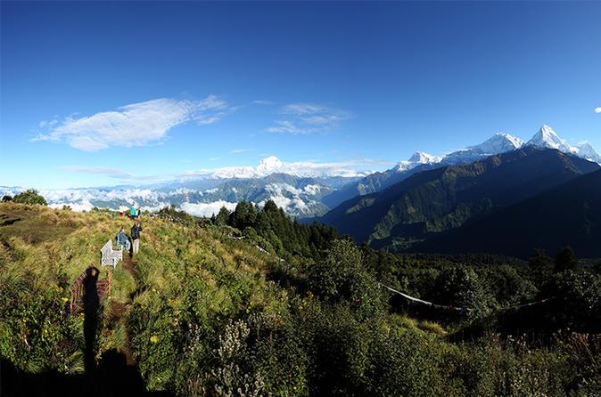 Beautiful Poon Hill Trek - Pokhara