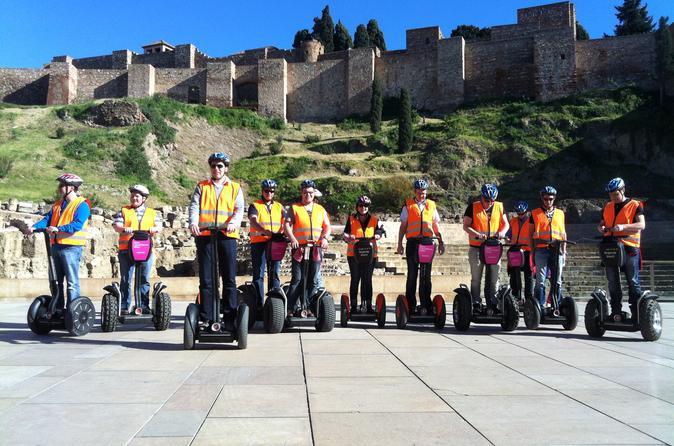 Malaga segway tour in malaga 127254