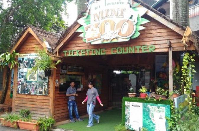 KL Tower Mini Zoo Admission Ticket