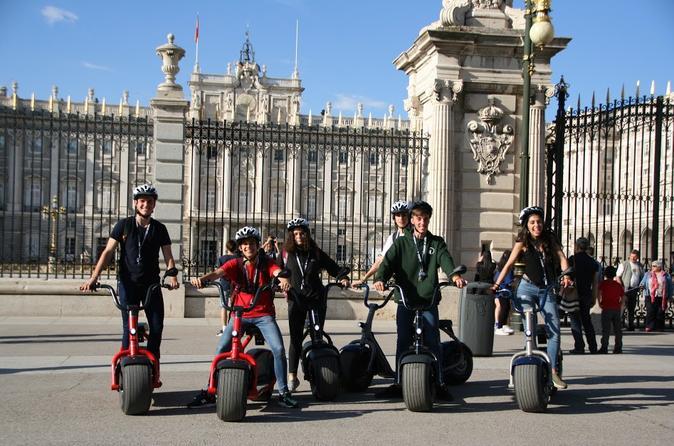 Scrooser Historic Tour Madrid