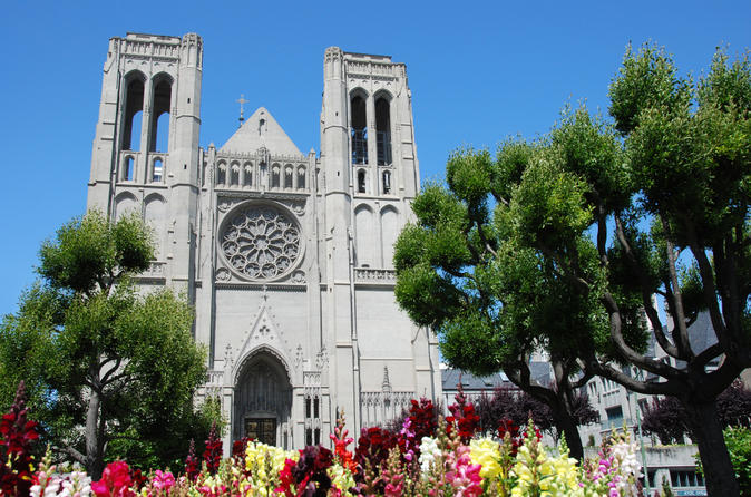 Nob Hill Walking Tour in San Francisco with Optional Lunch