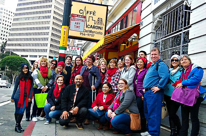 North Beach and Chinatown Food Tour