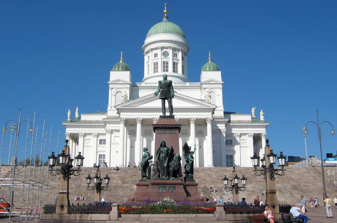 Helsinki Highlights Tour By Tram And Walking