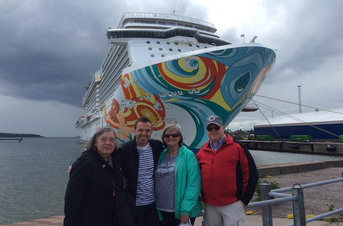 Helsinki Private Shore Excursion