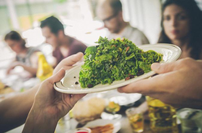 TLVEG Vegan Culinary Tour
