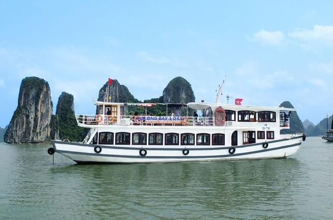 Halong Bay 2 Day 1 Night Trip In One Day - Hanoi