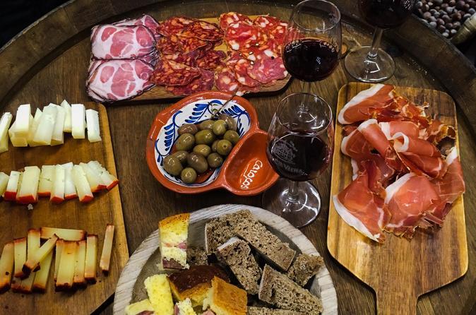 Excursão de Degustação de vinho e comida em Porto