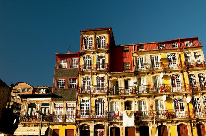Porto walking tour in porto 127581