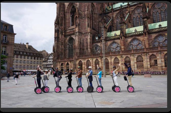 2-Hour Strasbourg Euro Tour by Segway