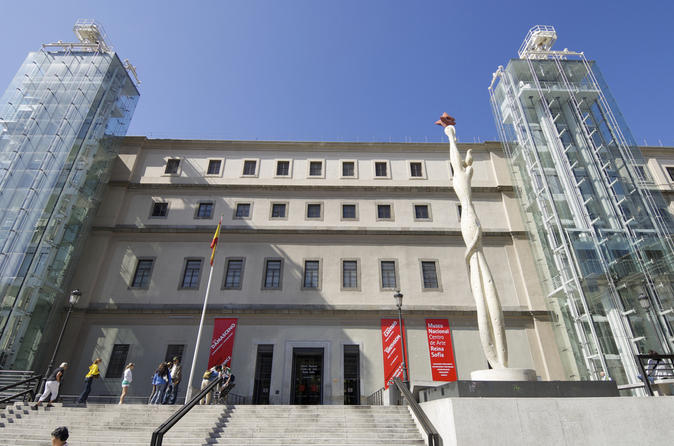 Private Tour: Reina Sofia Museum with Skip-the-Line Access