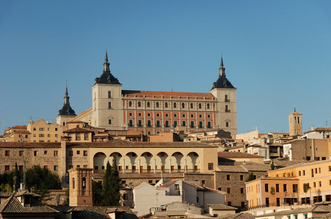 Private tour toledo day trip from madrid in madrid 136612