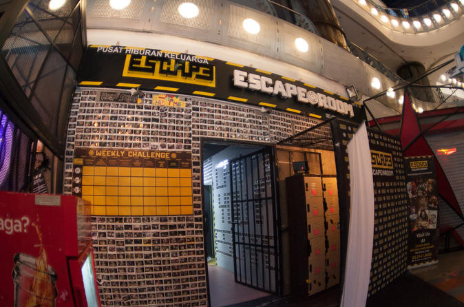 45 Minutes Escape Room Experience