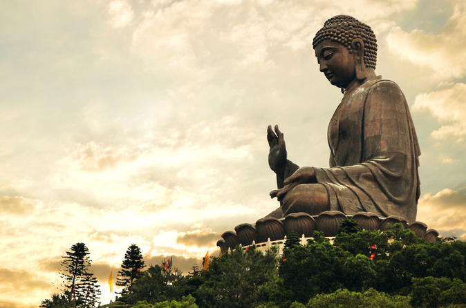 Hong Kong Travel Pass Combo: MTR Pass, Ngong Ping Cable Car and Big Buddha Tour""