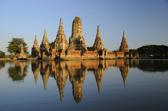 3-Day River Kwai Tour from Bangkok: Ayutthaya ...
