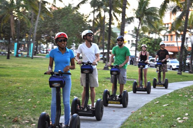 Excursão de Segway em Miami
