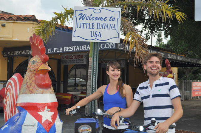 Little havana bike and food tour in miami 131646