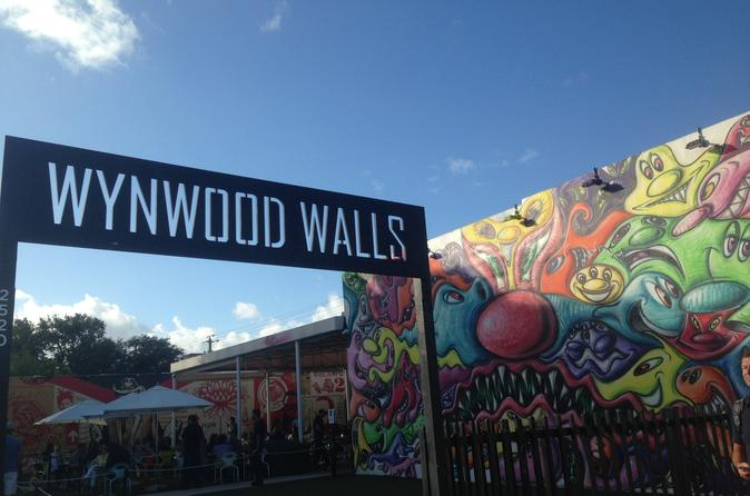Wynwood Art and Graffiti Bicycle Tour