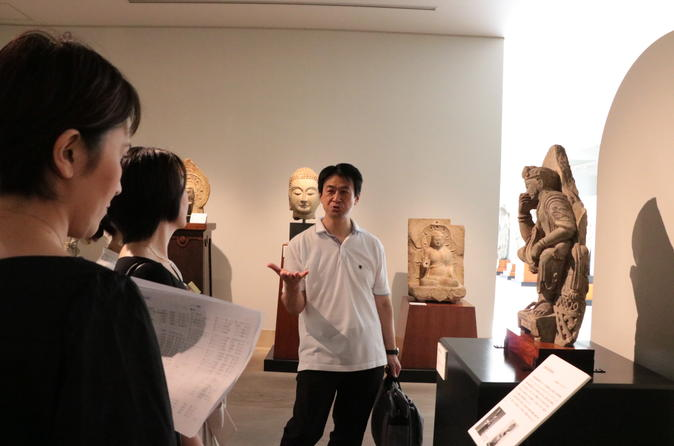 Expertly Guided Tour of Matsuoka Museum of Art in Tokyo