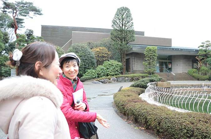 Guided Tour of Seikado Bunko Art Museum and Futako-Tamagawa Area in Tokyo