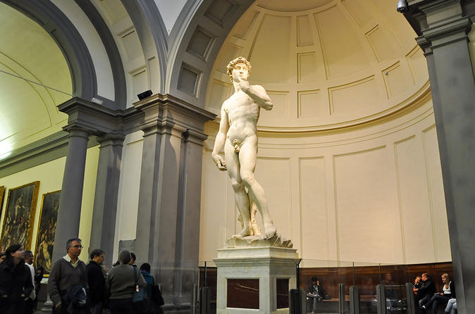 Accademia gallery monolingual tour from montecatini in florence 288653