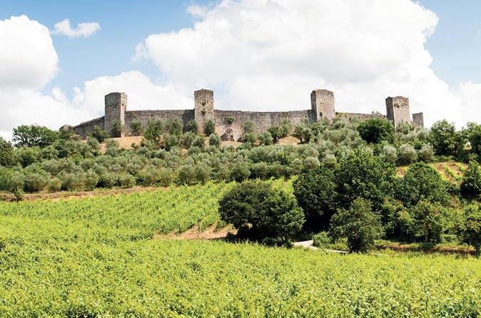 Chianti And Castle Tour - Siena