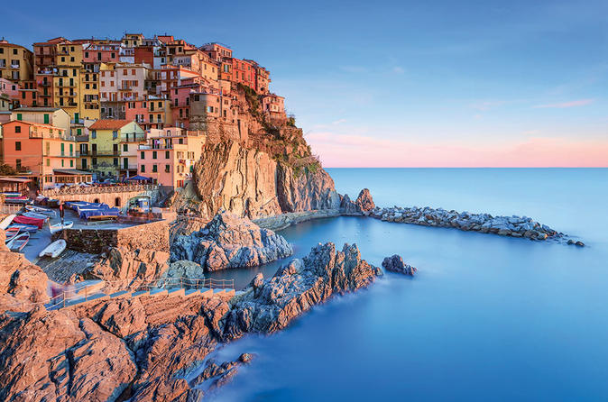Day trip to the cinque terre from poggibonsi in san gimignano 289412