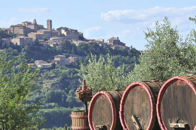 Enogastronomic grand tour of montalcino pienza and montepulciano from in san gimignano 289899