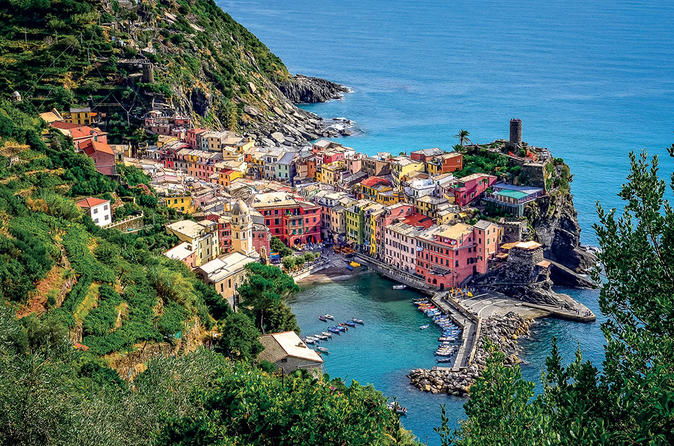 Full day tour at the cinque terre from lucca in lucca 290843