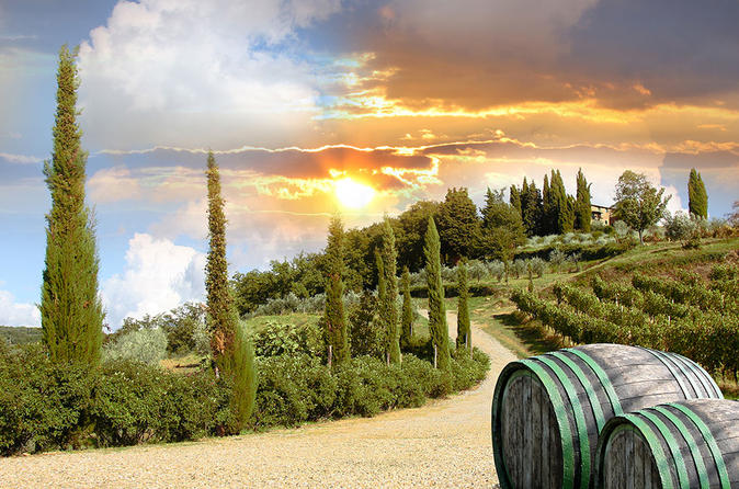 Half day afternoon chianti tour from montecatini in florence 287432