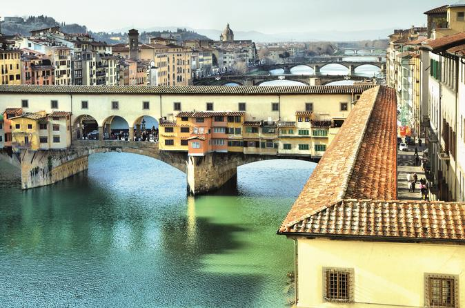 Hidden Florence Walking Tour from Florence
