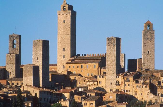 San gimignano day trip from siena with wine tasting in siena 130390