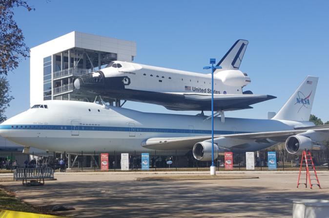Excursão turística à cidade e Centro Espacial da NASA em Houston