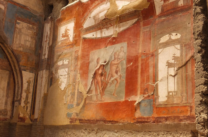 Herculaneum Half Day Trip from Naples