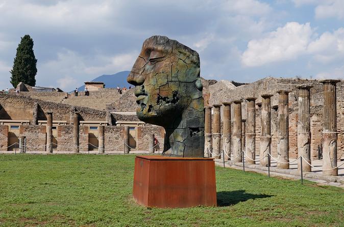 Pompeii and Amalfi Coast Day Trip from Naples