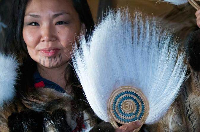 Alaska Native Heritage Center Tour