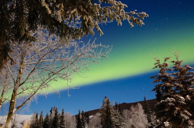 Fairbanks-Chena Hot Springs Aurora Tour