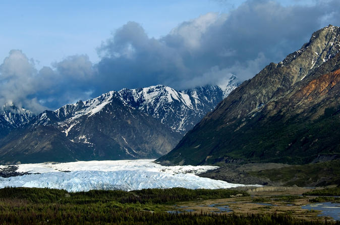 Matanuska Glacier Hike from Anchorage