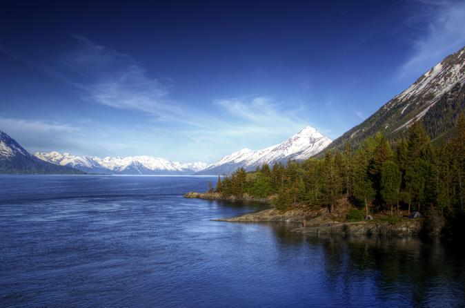 Seward Highway Tour from Anchorage: Turnagain Arm, Mt Alyeska and Optional Glacier Cruise