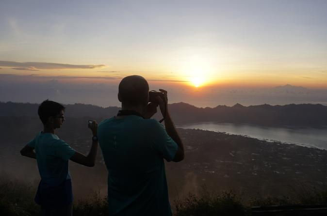Batur Volcano Trekking With Hot-spring, Breakfast And Hotel Transfer - Ubud