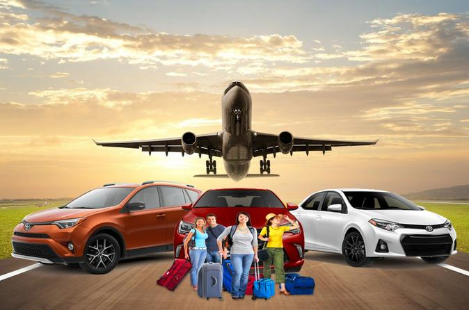 Private Bali Airport Round-Trip Transfer: Arrival And Departure (Round-Trip)
