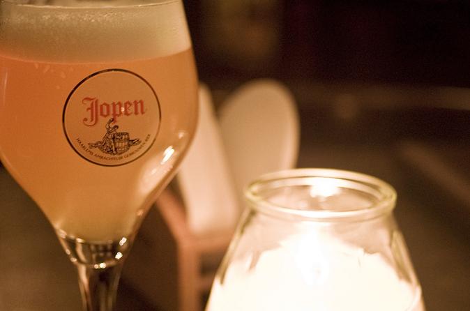 Excursão da Cerveja para grupos pequenos em Amsterdã