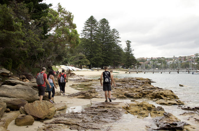 Manly Guided Hike to Help Kids