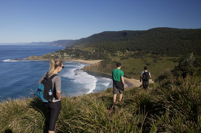 Sydney Coast Track Two Day Hike and Camp