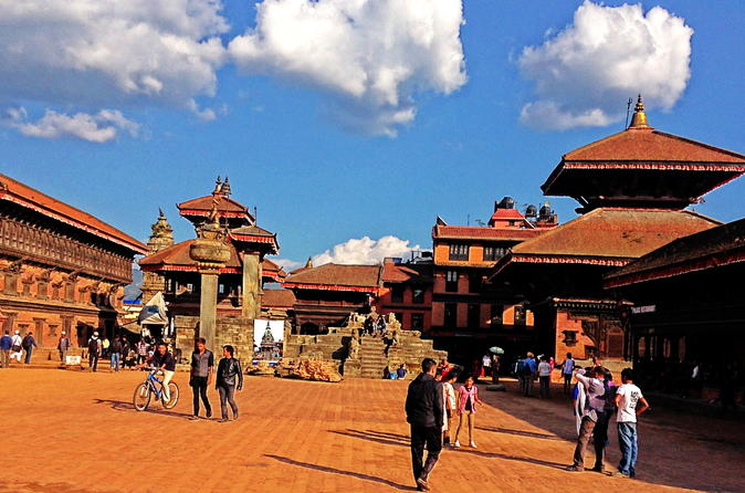 Private day tour of World's cultural Heritage sites - Changu Narayan & Bhaktapur