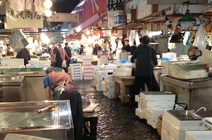 Excursão particular de 4 dias em Tóquio e Quioto: Mercado Tsukiji, Gion