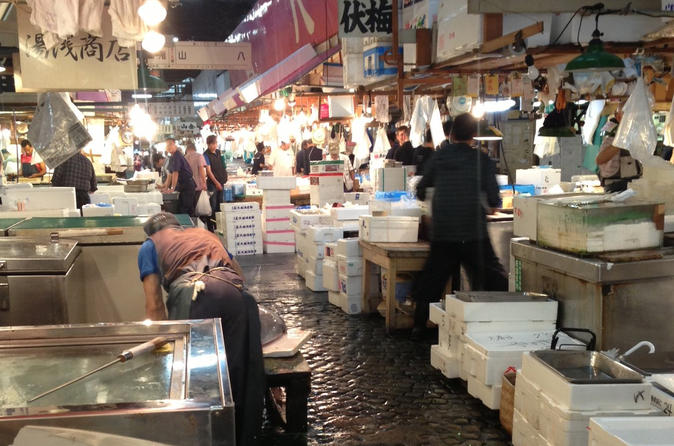 Private 4-Day Tokyo and Kyoto: Tsukiji Market, Gion