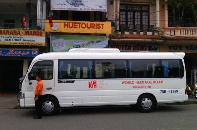BUS HUE TO HOI AN